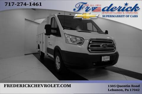 2016 Ford Transit Cutaway for sale at Lancaster Pre-Owned in Lancaster PA