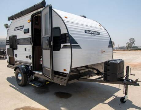 2021 Sunset Park RV Sunray Classic 149 for sale at GQC AUTO SALES in San Bernardino CA