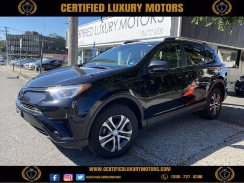 2017 Toyota RAV4 for sale at Certified Luxury Motors in Great Neck NY