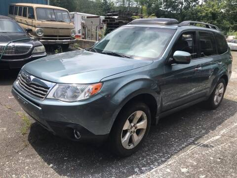 2009 Subaru Forester for sale at Auto King Picture Cars in Westchester County NY