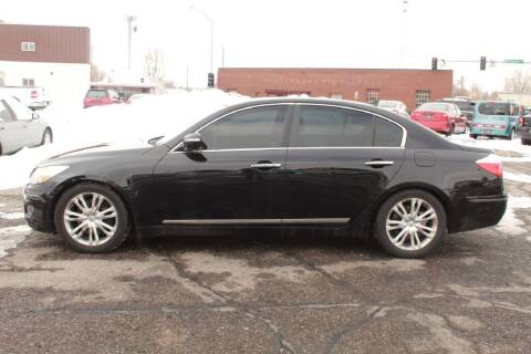 2009 Hyundai Genesis for sale at Epic Auto in Idaho Falls ID