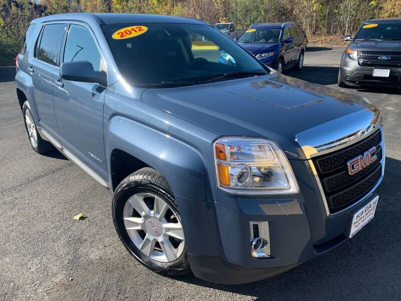 2012 GMC Terrain for sale at Bob Karl's Sales & Service in Troy NY