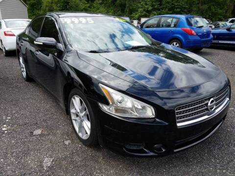 2010 Nissan Maxima for sale at Let's Go Auto in Florence SC