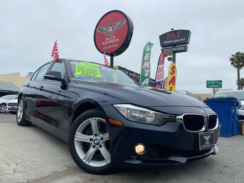 2012 BMW 3 Series for sale at Auto Express in Chula Vista CA