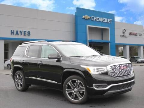 2017 GMC Acadia for sale at HAYES CHEVROLET Buick GMC Cadillac Inc in Alto GA