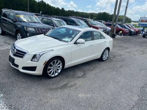 2014 Cadillac ATS for sale at Billy Ballew Motorsports in Dawsonville GA