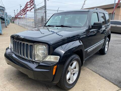 2012 Jeep Liberty for sale at The PA Kar Store Inc in Philadelphia PA