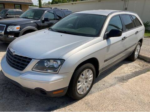 2006 Chrysler Pacifica for sale at Sunshine Motors in Bartlesville OK