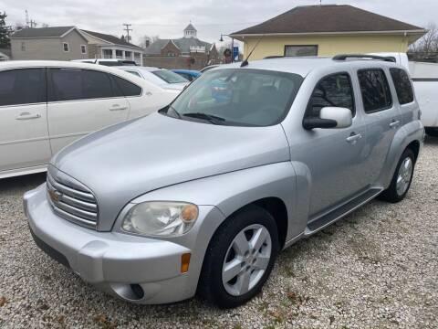 2011 Chevrolet HHR for sale at Claborn Motors, LLC. in Cambridge City IN