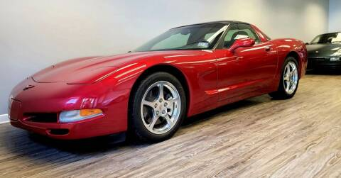 2001 Chevrolet Corvette for sale at Rolfs Auto Sales in Summit NJ