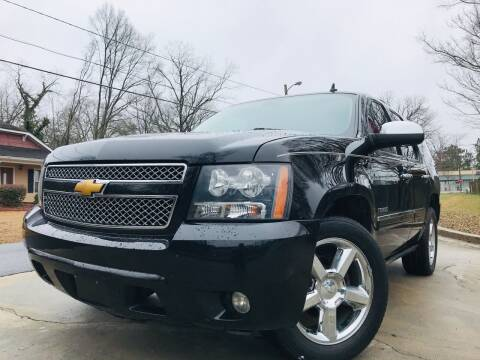 2014 Chevrolet Tahoe for sale at Cobb Luxury Cars in Marietta GA