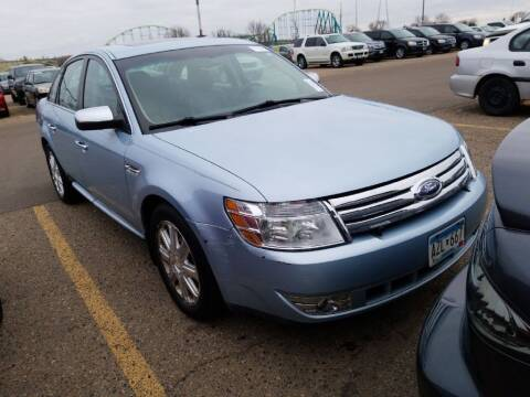 2008 Ford Taurus for sale at Affordable 4 All Auto Sales in Elk River MN