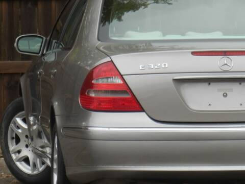 2005 Mercedes-Benz E-Class for sale at Moto Zone Inc in Melrose Park IL