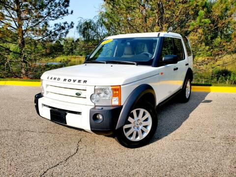 2006 Land Rover LR3 for sale at Excalibur Auto Sales in Palatine IL