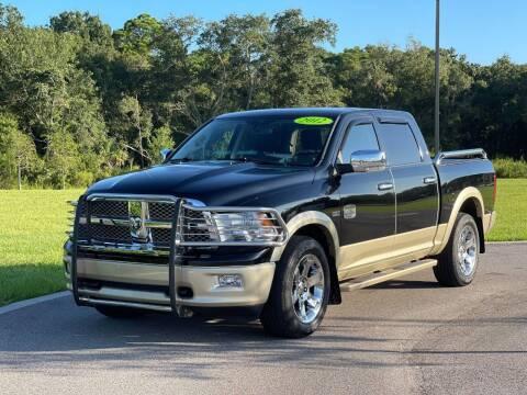 2012 RAM Ram Pickup 1500 for sale at GENESIS AUTO SALES in Port Charlotte FL