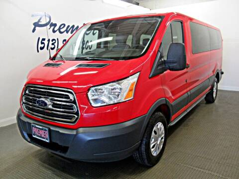 2015 Ford Transit Passenger for sale at Premier Automotive Group in Milford OH