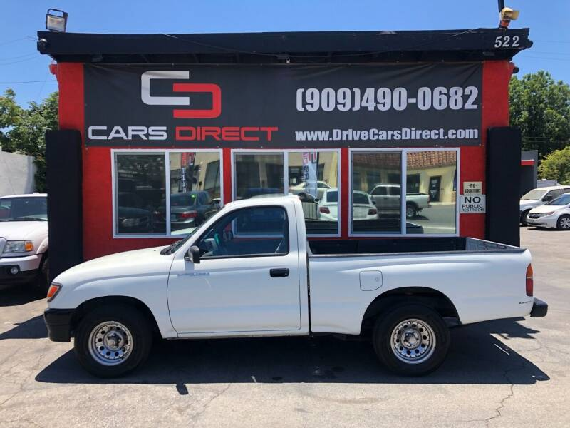 1996 Toyota Tacoma for sale at Cars Direct in Ontario CA