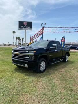 2020 Chevrolet Silverado 2500HD for sale at A & V MOTORS in Hidalgo TX