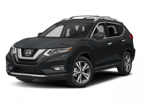 2017 Nissan Rogue for sale at Auto Finance of Raleigh in Raleigh NC