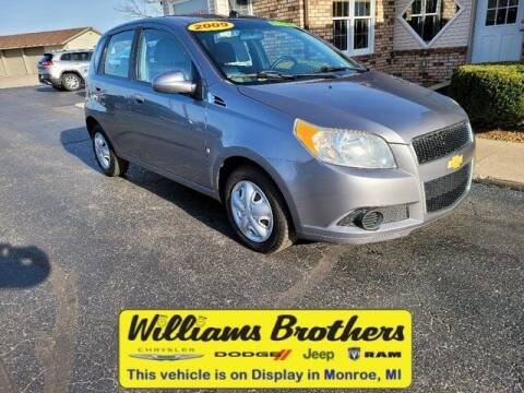 2009 Chevrolet Aveo for sale at Williams Brothers - Pre-Owned Monroe in Monroe MI