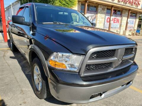 2009 Dodge Ram Pickup 1500 for sale at USA Auto Brokers in Houston TX