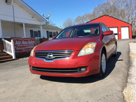 2009 Nissan Altima for sale at Ace Auto Sales - $1400 DOWN PAYMENTS in Fyffe AL