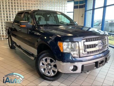 2013 Ford F-150 for sale at iAuto in Cincinnati OH