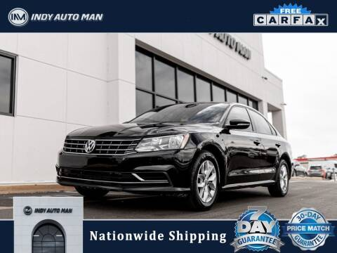 2018 Volkswagen Passat for sale at INDY AUTO MAN in Indianapolis IN