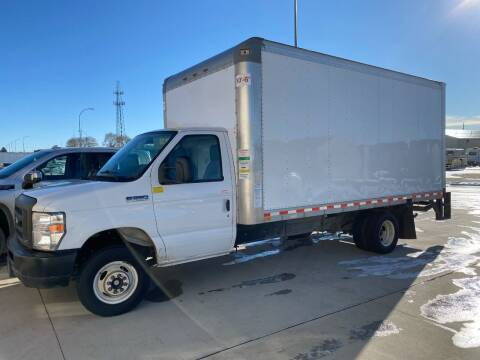 2019 SOLD.......Ford E350 Cutaway with Lift Gate for sale at Albers Sales and Leasing, Inc in Bismarck ND