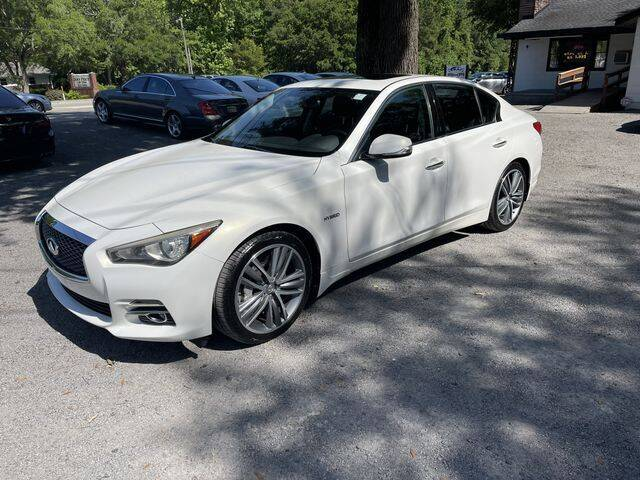 2014 Infiniti Q50 Hybrid for sale in Summerville, SC