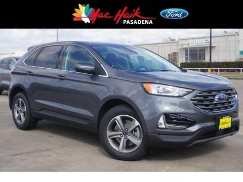 2021 Ford Edge for sale at Mac Haik Ford Pasadena in Pasadena TX