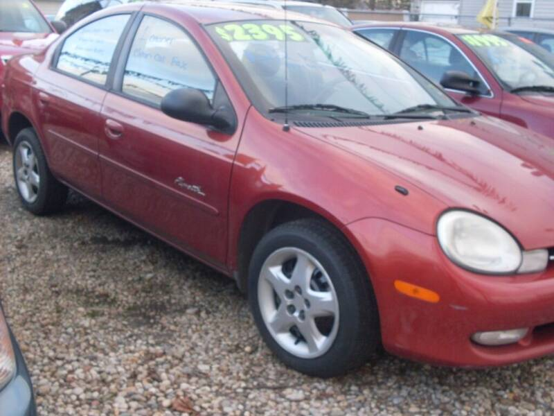 2000 Plymouth Neon for sale at Flag Motors in Islip Terrace NY