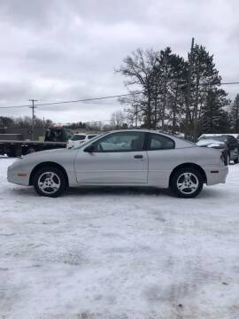 2005 Pontiac Sunfire for sale at Hilltop Auto in Prescott MI