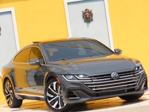 2021 Volkswagen Arteon for sale at Paradise Motor Sports LLC in Lexington KY