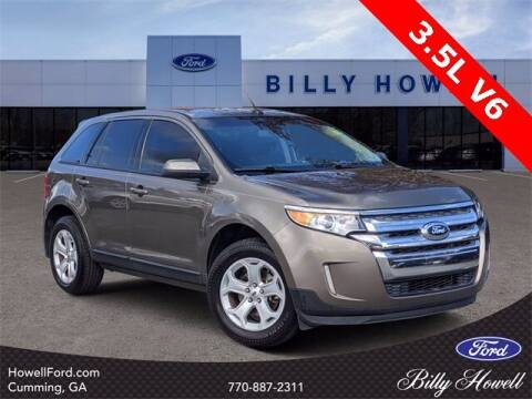 2013 Ford Edge for sale at BILLY HOWELL FORD LINCOLN in Cumming GA