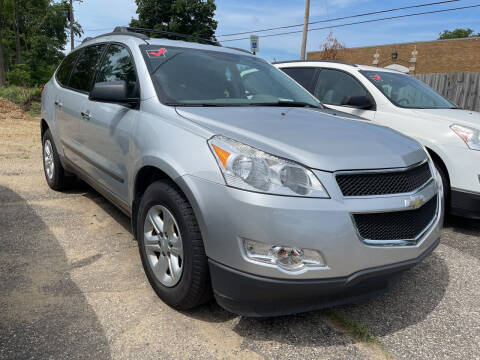 2011 Chevrolet Traverse for sale at Quality Auto Today in Kalamazoo MI