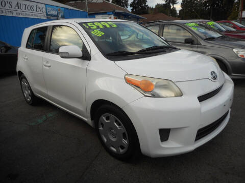 2008 Scion xD for sale at Lino's Autos Inc in Vancouver WA