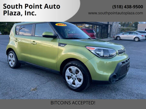 2014 Kia Soul for sale at South Point Auto Plaza, Inc. in Albany NY