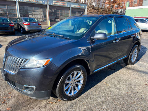 2013 Lincoln MKX for sale at Independent Auto Sales in Pawtucket RI