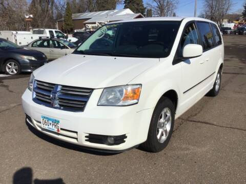 2008 Dodge Grand Caravan for sale at Sparkle Auto Sales in Maplewood MN