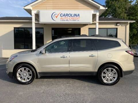 2015 Chevrolet Traverse for sale at Carolina Auto Credit in Youngsville NC