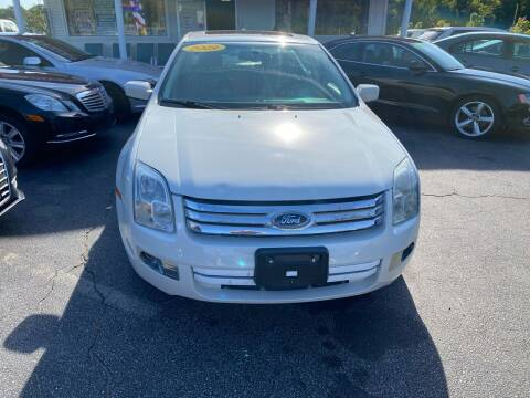 2009 Ford Fusion for sale at Sandy Lane Auto Sales and Repair in Warwick RI