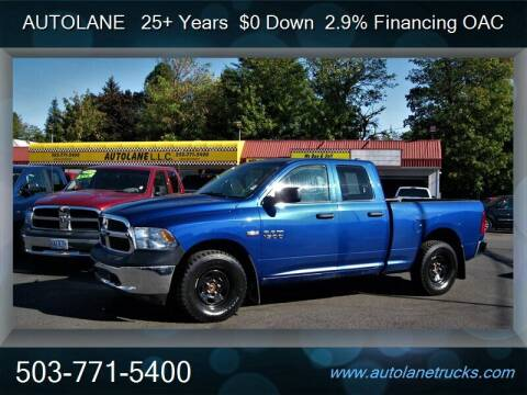 2016 RAM Ram Pickup 1500 for sale at Auto Lane in Portland OR