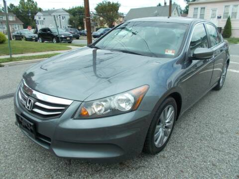 2011 Honda Accord for sale at Mercury Auto Sales in Woodland Park NJ