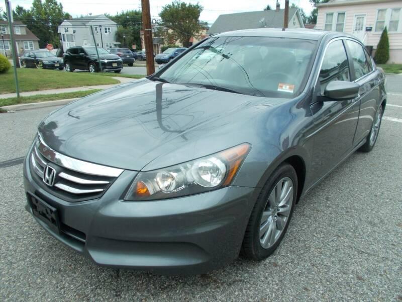 2011 Honda Accord for sale at Mercury Auto Sales in Woodland Park NJ