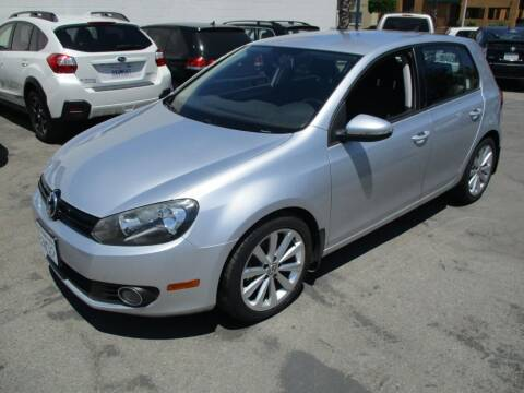 2012 Volkswagen Golf for sale at Shoppe Auto Plus in Westminster CA