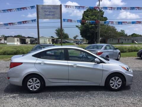 2016 Hyundai Accent for sale at Affordable Autos II in Houma LA
