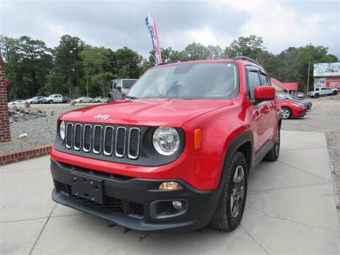 2015 Jeep Renegade for sale at J T Auto Group in Sanford NC