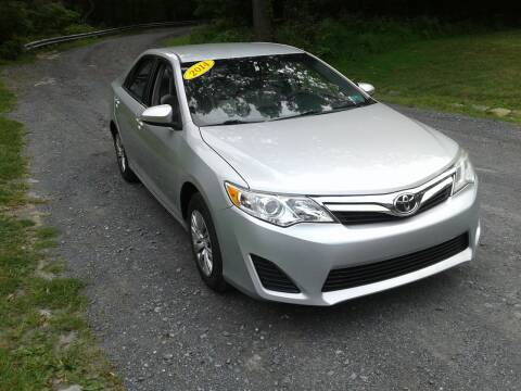 2014 Toyota Camry for sale at ELIAS AUTO SALES in Allentown PA
