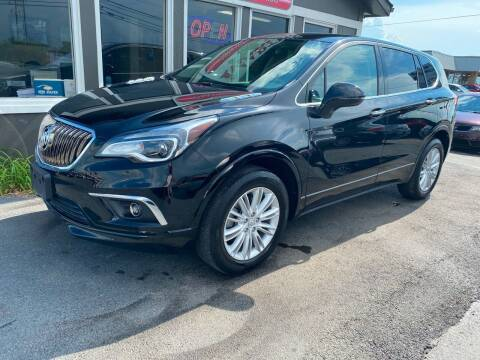 2017 Buick Envision for sale at Martins Auto Sales in Shelbyville KY